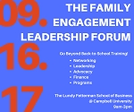 Family Engagement Leadership Forum